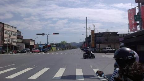 Intersection Taiwan