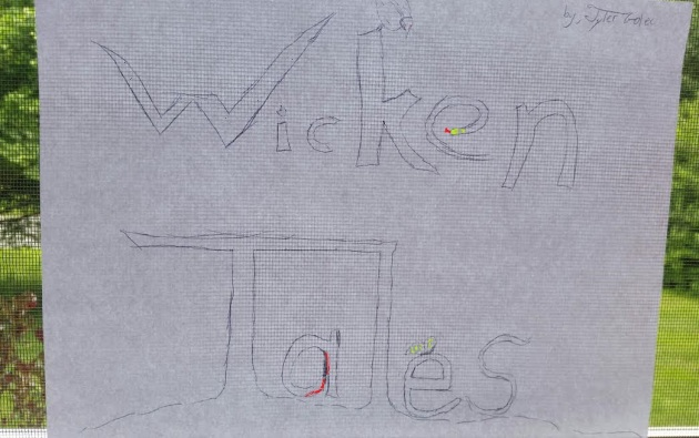Wicken Tales Cover