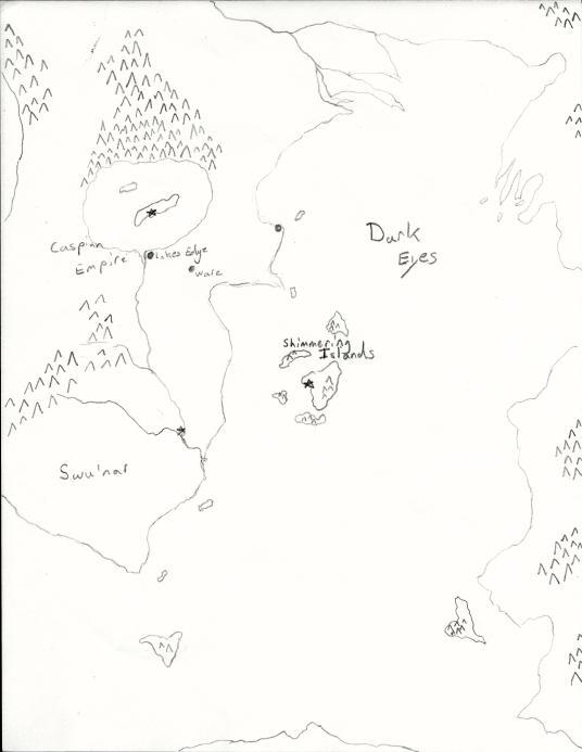 Dark Eyes Map