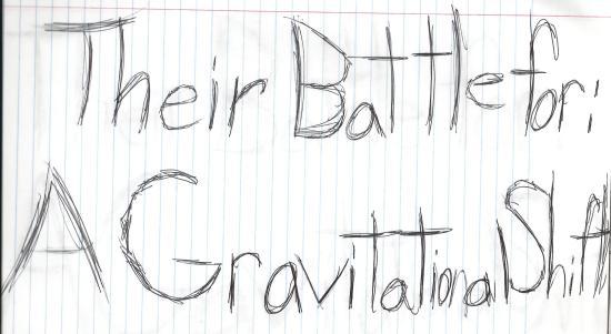 A Battle for A Gravitational shift